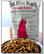 Flint River Ranch Kitten and Adult Cat Food Formula - Click to Enlarge
