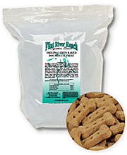 Flint River Ranch Oven-Baked Biscuit Treats for Dogs - Click to Enlarge
