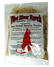 Flint River Ranch Bonita Fish Flakes Cat Treats - Click to Enlarge