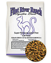 Flint River Ranch Grain Free Cat Food Formula - Click to Enlarge