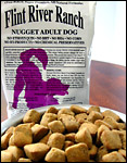 Flint River Ranch Nugget Size Dog Food