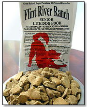 Flint River Ranch Premium Senior Lite Dog Food - Click to Enlarge