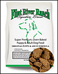 Adult and Puppy Dog Food - 20lb Bag