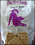 Lamb & Rice Wafers - 5lb Bag