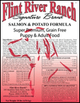 Salmon and Potato Dog Food - 20lb Bag
