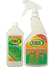 Pet Force Pet Stain Remover and Cleaner - Click to Enlarge