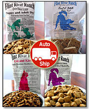 Flint River Ranch Automatic Shipment Pet Food Delivery Service