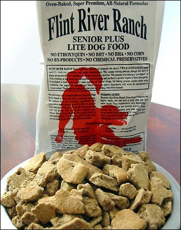 Senior Plus Dog Food With Glucosamine Amp Chondroitin